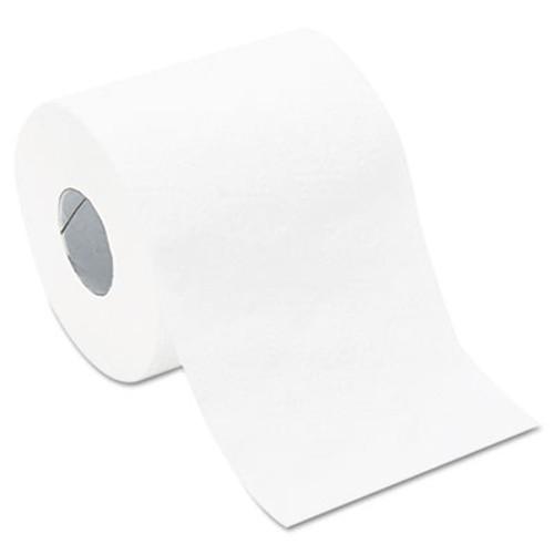 GEN Bath Tissue, 2-Ply, 420 Sheets/Roll, White, 96 Rolls/Carton (GEN 800)