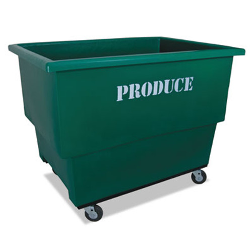Royal Basket Trucks Produce Cart, 32 x 46 x 37, 600 lbs. Capacity, Green (RBT R13GNXP24HN)