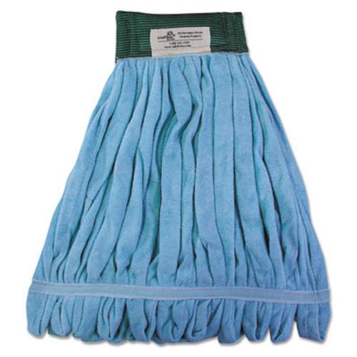 Boardwalk Microfiber Mop Head, Wet Mop, Medium, Blue (BWK MWTM-B)