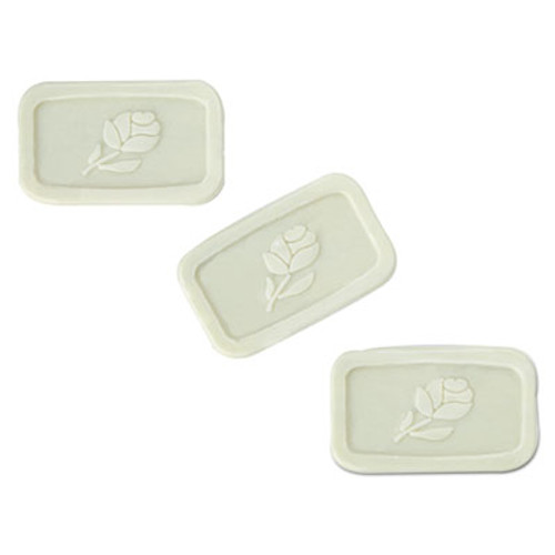 Good Day Unwrapped Amenity Bar Soap, Fresh Scent, # 1/2, 1000/Carton (GTP 400050)