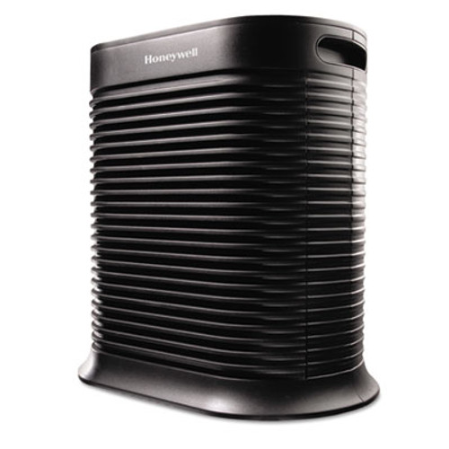 Honeywell True HEPA Air Purifier, 465 sq ft, Black (HWLHPA300)