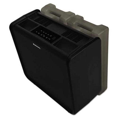 Holmes Cool Mist Humidifier with Humidistat, 2gal, 10 15/16w x 17 9/16d x 16 21/32h (HLSHM3855LUM)
