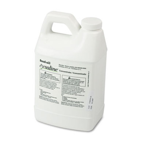 Honeywell Fendall Eyesaline Porta Stream I Refill, 70oz Bottles, 6/Carton (FND320005090000)