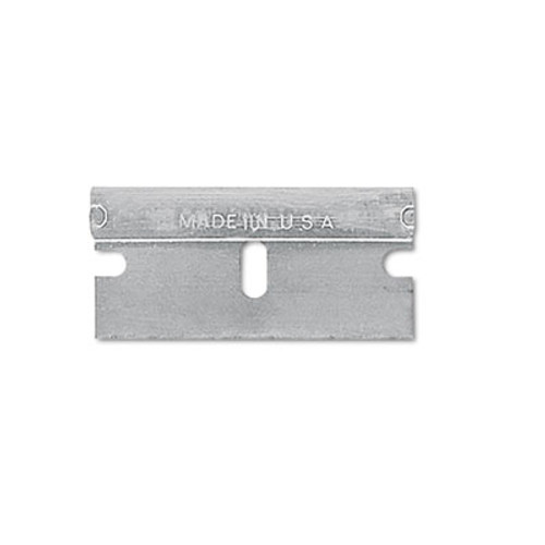 Sheffield Single Edge Safety Blades for Standard Safety Scrapers, 10/Pack (GNS12854)