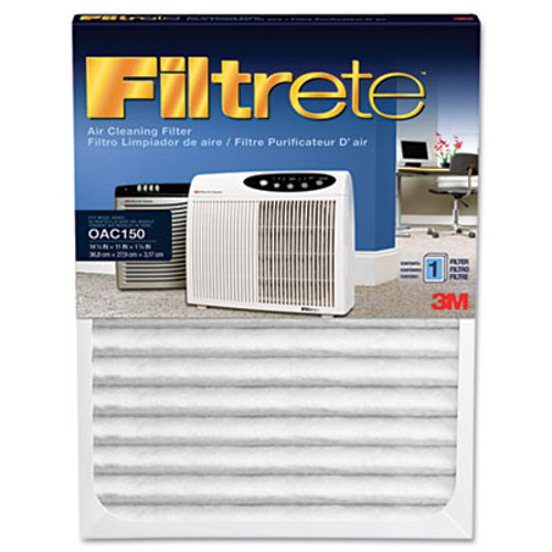 Filtrete Replacement Filter, 11 x 14 1/2 (MMMOAC150RF)