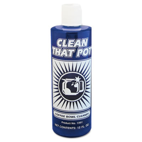 Clean That Pot Coffee Bowl Cleaner, 12oz Bottle (CCH1001)
