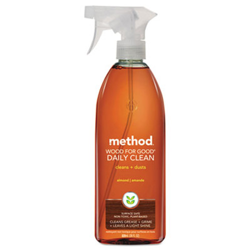 Method Wood for Good Daily Clean, 28 oz Spray Bottle (MTH01182)
