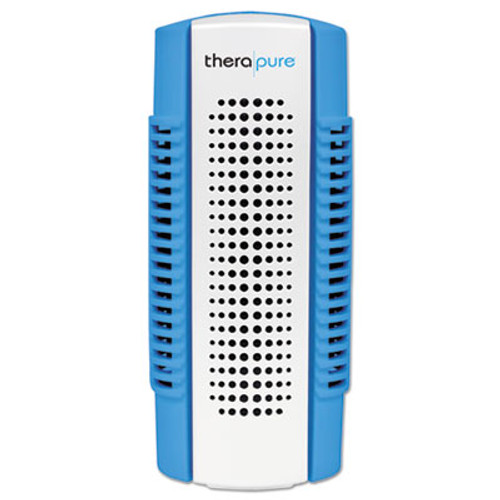 Therapure Mini Plug-In Collection Blade Air Purifier, One Speed, Blue (IONTPP50BLU)