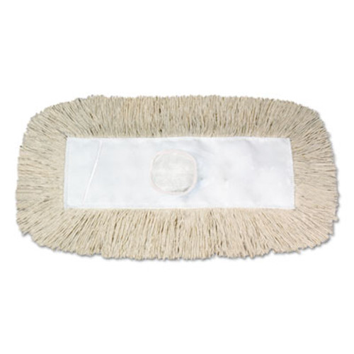 Boardwalk Dust Mop, Disposable, 5 x 30, White (BWK1330)