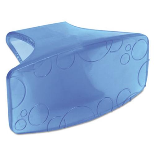 Boardwalk Eco-Fresh Bowl Clip, Cotton Blossom, Blue, 12/Box (BWKCLIPCBL)