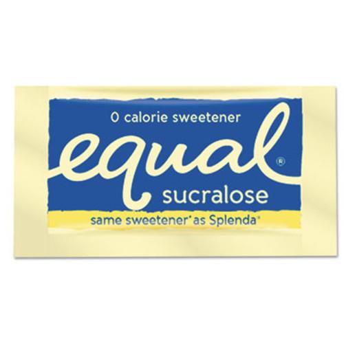 Equal Zero Calorie Sweetener, 0.035 oz Packet, 500/Box (EQL90084)