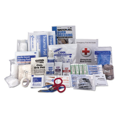 First Aid Only 50 Person ANSI A+ First Aid Kit Refill, 183 Pieces (FAO90617)