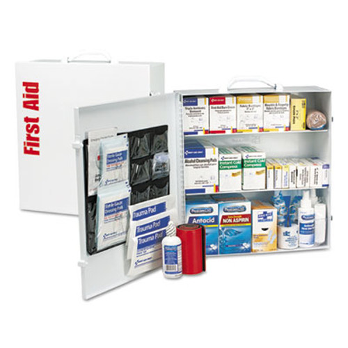 First Aid Only ANSI Compliant Class A+Type Iⅈ Industrial First Aid Kit 100 People/683 Pieces (FAO90575)