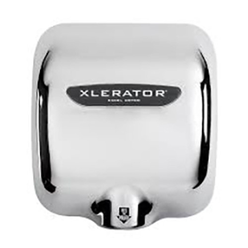 Excel Xlerator Automatic Hand Dryer - Chrome Plated Cover