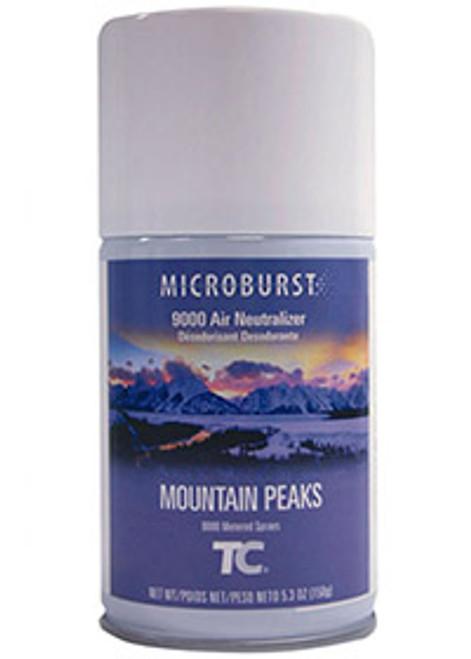 Rubbermaid Microburst 9000 Refills (Case of 4) - Mountain Peaks