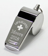 Lifeguard Whistle-Engraved Lifeguard Whistle