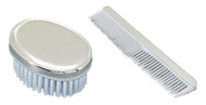 Personalized Baby Boy Brush & Comb Set