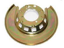 1965-1982; C2; C3; Rear Backing Plate