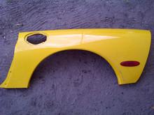 1997-2004; C5; Quarter Panel; Convertible; Driver