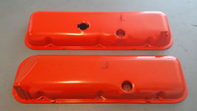 1967-1974; C2; C3; Big Block Valve Covers; PAIR
