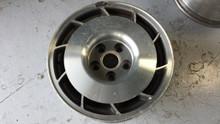 1987-1987; C4; Front Wheel Rim 16 x 9.5; LH Driver