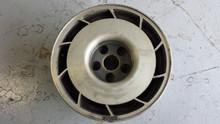 1987-1987; C4; Rear Wheel Rim 16 x 9.5; LH Driver