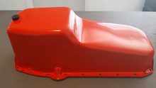 1956-1979; C1; C2; C3; Small Block Oil Pan; 4 qts.