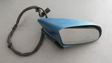 1984-1996; C4; Power Side View Door Mirror; RH Passenger; TEAL