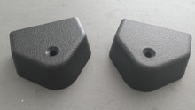 1978-1982; C3; Removable T Top Mount Cover; PAIR