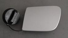 2005-2013; C6; Fuel Gas Door Cover and Cap; SILVER