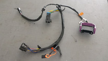 2005-2011; C6; Seat Wiring Harness; LH Driver