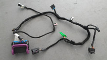 2005-2013; C6; Door Panel Wiring Harness with Memory; LH Driver