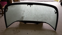 1984-1996; C4; Rear Hatch Glass; MULTIPLE OPTIONS