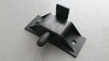 1984-1996; C4; Removable Targa Top Storage Latch