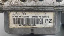 2005-2008; C6; ABS Pump; Electronic Brake Control Module; PZ