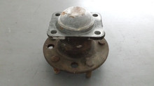 1984-1985; C4; Front Wheel Bearing Assembly