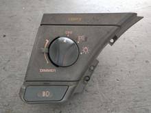 1990-1991; C4; Headlight Switch Control