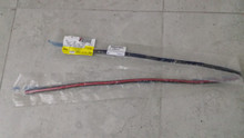 2005-2013; C6; Rear Hatch Trunk Seal to Side Quarter Panel; RH Passenger