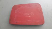 1984-1996; C4; Headlight Door Lid Cover; RH Passenger; RED