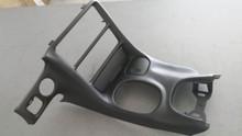 1997-2004; C5; Center Console Radio Surround Shifter Plate; BLACK