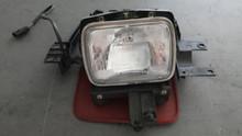 1984-1987; C4; Headlight Assembly without Motor; RH Passenger