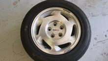 1988-1988; C4; Front Rear Wheel Rim & Tire 16 x 8.5; LH Driver