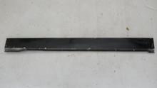 1984-1996; C4; Rocker Panel Molding; LH Driver
