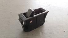1997-2004; C5; Center Console Door Lid Hook Latch Receiver