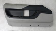 1994-1996; C4; Door Panel without Flip Lid Arm Rest; LH Driver