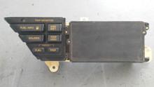 1992-1993; C4; Driver Information Center Display Gauge