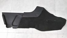 1990-1996; C4; Center Console Trim Carpet; RH Passenger