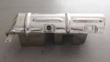 1970-1979; C3; Lower Rear Ignition Heat Shield; LH Driver