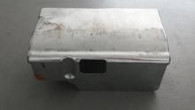 1975-1977; C3; Distributor Top Ignition Heat Shield
