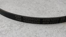 1997-2004; C5; AC Belt